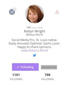 Block an errant Blab user with the block icon | Really Social Blog