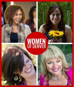 Founder of Women of Denver and September 2016 Panelists (image)