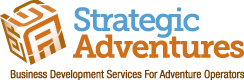 Strategic Adventures is a client of Really Social (Rachel Moore) for social media solutions.